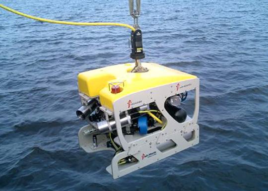 "Sub-Atlantic 1000 m ROV ""MOHAWK"" mit Survey-Zusatzausrüstung"